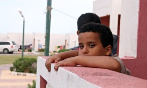 MDG : Libya civil war :  IDP (displaced people) on the rise